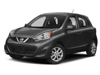 2018 Nissan Micra Hatchback