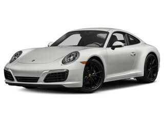 2018 Porsche 911 Coupe