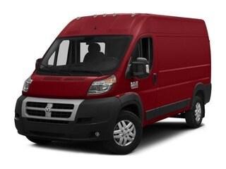 2018 Ram ProMaster 2500 Van