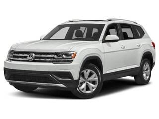 2018 Volkswagen Atlas VUS