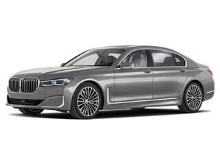2020 BMW 750i Berline