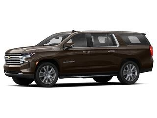 2021 Chevrolet Suburban VUS
