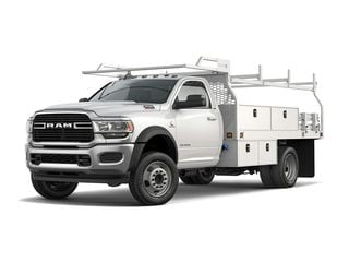 2021 Ram 4500 Chassis Truck