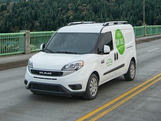 2021 Ram ProMaster City Van
