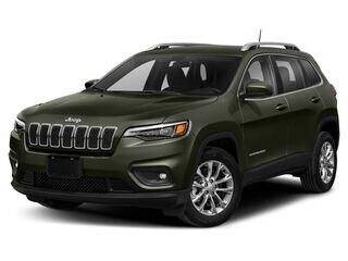 2022 Jeep Cherokee SUV