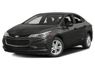 2017 Chevrolet Cruze Sedan Tungsten Metallic