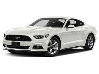 2017 Ford Mustang Coupe White Platinum Metallic Tri-Coat