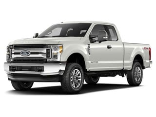 2017 Ford F-250 Truck White Platinum Tri-Coat Metallic