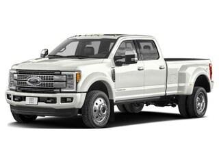 2017 Ford F-450 Truck White Platinum Tri-Coat Metallic