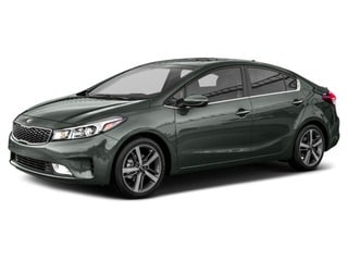2017 Kia Forte Sedan Urban Grey Metallic