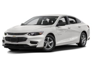2018 Chevrolet Malibu Sedan Summit White
