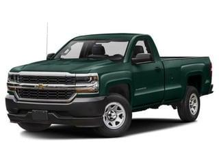 2018 Chevrolet Silverado 1500 Truck Woodland Green