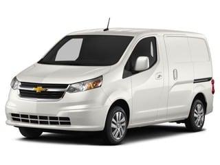 2018 Chevrolet City Express Van Sunglow Yellow