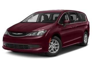 2018 Chrysler Pacifica Van Velvet Red Pearl