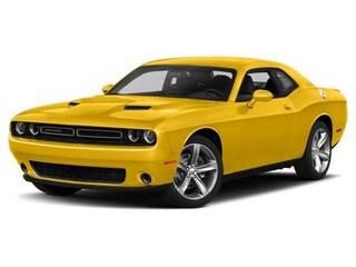 2018 Dodge Challenger Coupe Yellow Jacket