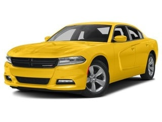 2018 Dodge Charger Sedan Yellow Jacket