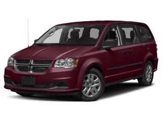 2018 Dodge Grand Caravan Van Octane Red Pearl
