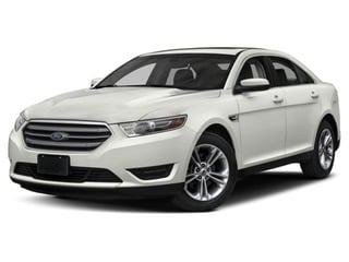 2018 Ford Taurus Sedan White Platinum Metallic Tri-Coat