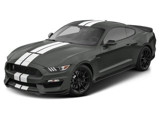 2018 Ford Shelby GT350 Coupe Triple Yellow Tri-Coat