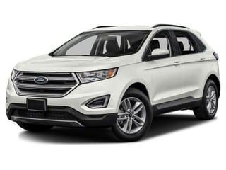 2018 Ford Edge SUV White Platinum Tri-Coat Metallic