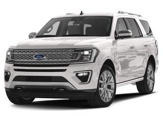 2018 Ford Expedition SUV White Platinum Metallic Tri-Coat
