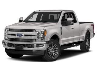 2018 Ford F-250 Truck White Platinum Tri-Coat Metallic