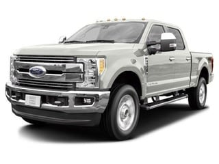 2018 Ford F-250 Truck White Platinum Tri-Coat Metallic