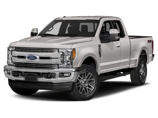 2018 Ford F-350 Truck White Platinum Tri-Coat Metallic
