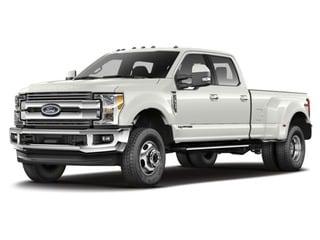 2018 Ford F-450 Truck White Platinum Tri-Coat Metallic