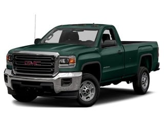 2018 GMC Sierra 2500HD Truck Woodland Green