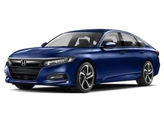 2018 Honda Accord Sedan Still Night Blue Pearl