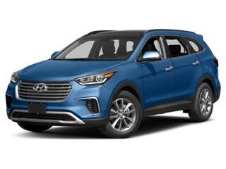 2018 Hyundai Santa Fe XL SUV Storm Blue