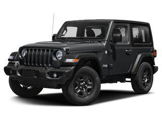 2018 Jeep Wrangler SUV Sting-Grey
