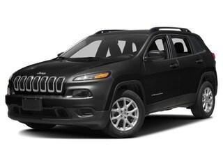 2018 Jeep Cherokee SUV Velvet Red Pearl