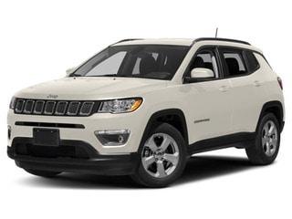 2018 Jeep Compass SUV White