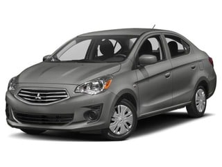 2018 Mitsubishi Mirage G4 Sedan Titanium Grey
