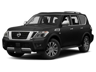 2018 Nissan Armada SUV Super Black