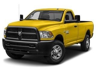 2018 Ram 3500 Truck Yellow