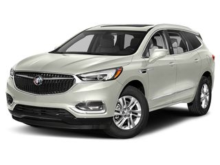 2019 Buick Enclave SUV White Frost Tricoat