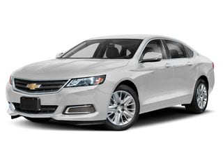 2019 Chevrolet Impala Sedan Summit White
