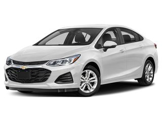 2019 Chevrolet Cruze Sedan Summit White