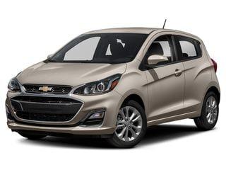 2019 Chevrolet Spark Hatchback Toasted Marshmallow Metallic