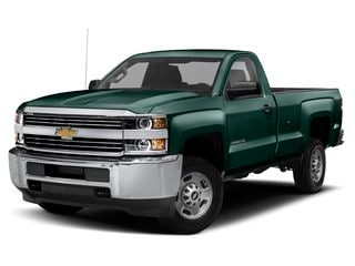 2019 Chevrolet Silverado 2500HD Truck Woodland Green