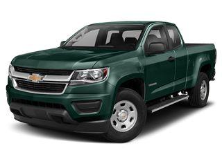 2019 Chevrolet Colorado Truck Woodland Green