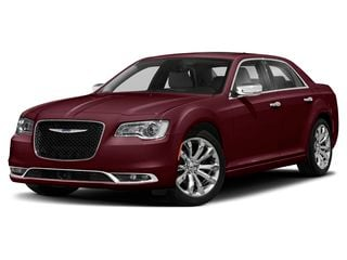 2019 Chrysler 300 Sedan Velvet Red Pearl