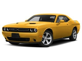 2019 Dodge Challenger Coupe Yellow Jacket
