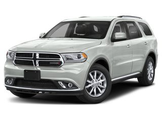 2019 Dodge Durango SUV White Knuckle