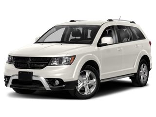 2019 Dodge Journey SUV White