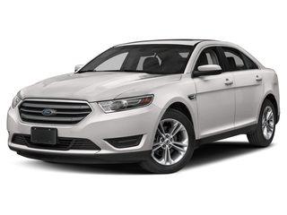 2019 Ford Taurus Sedan White Platinum Metallic Tri-Coat