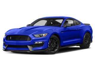 2019 Ford Shelby GT350 Coupe Velocity Blue Metallic